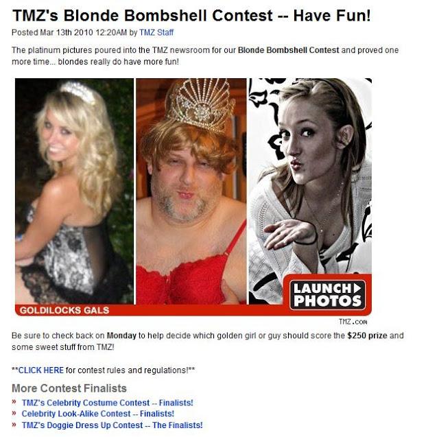 My Lifestyle Blogs On TMZ