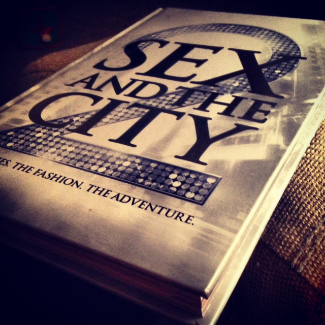 Sex in the city book galleries 99